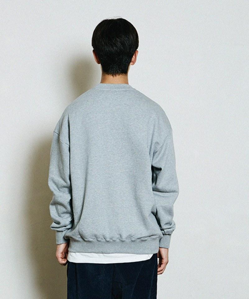 CNB0120 CITY MTM 純棉圖案衛衣