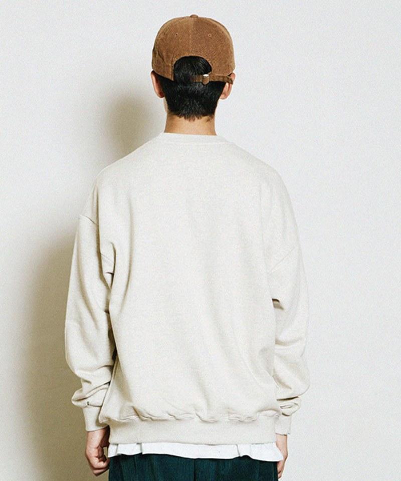 CNB0121 UNIV MTM 純棉圖案衛衣