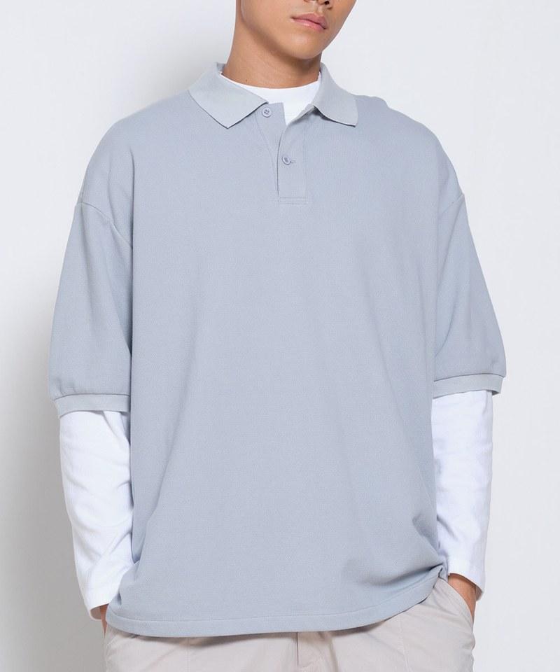 COP3606 寬版POLO衫