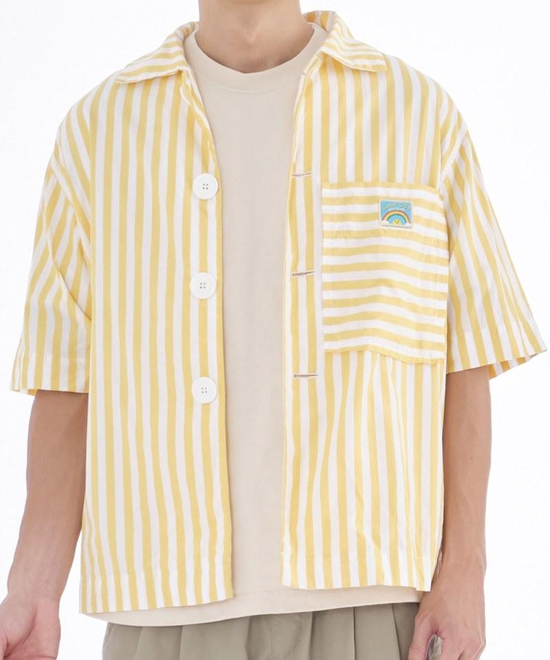 CRV3302-Toy Story 娃娃衣條紋襯衫