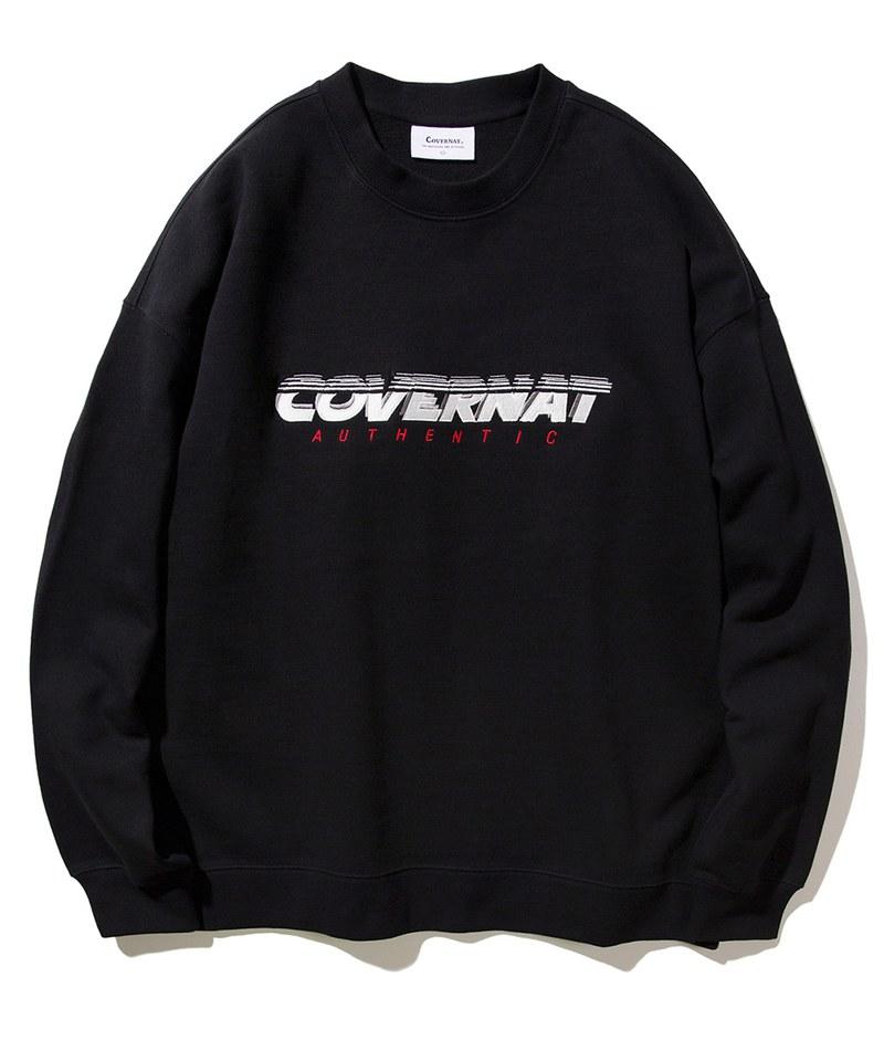 CVN0004 SPEED LOGO CREWNECK 圓領衛衣