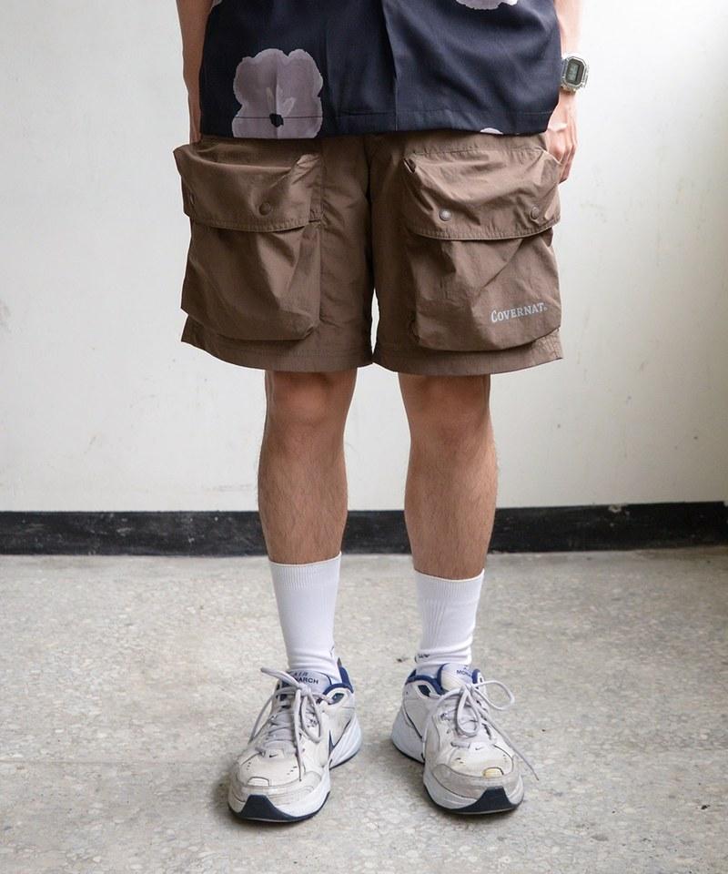 CVN1702 CARGO SHORTS 寬鬆工作短褲