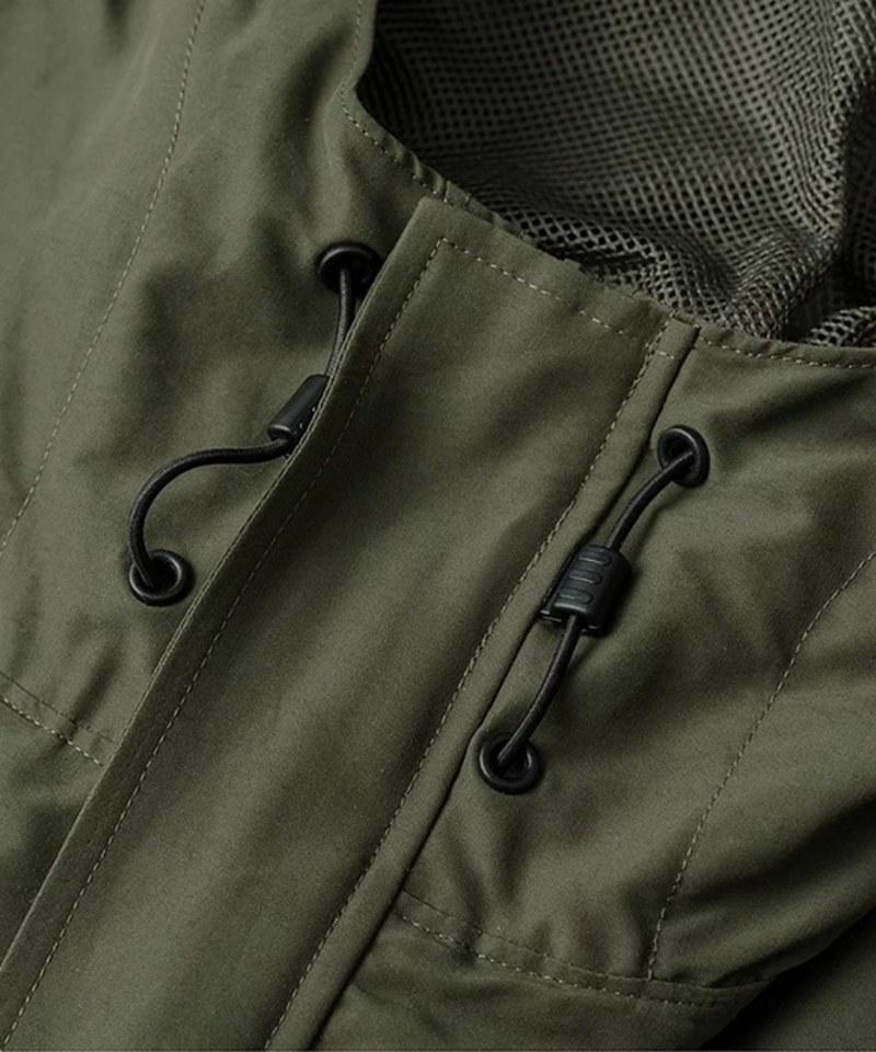 FLT1101 6040 Utility Jacket 機能外套