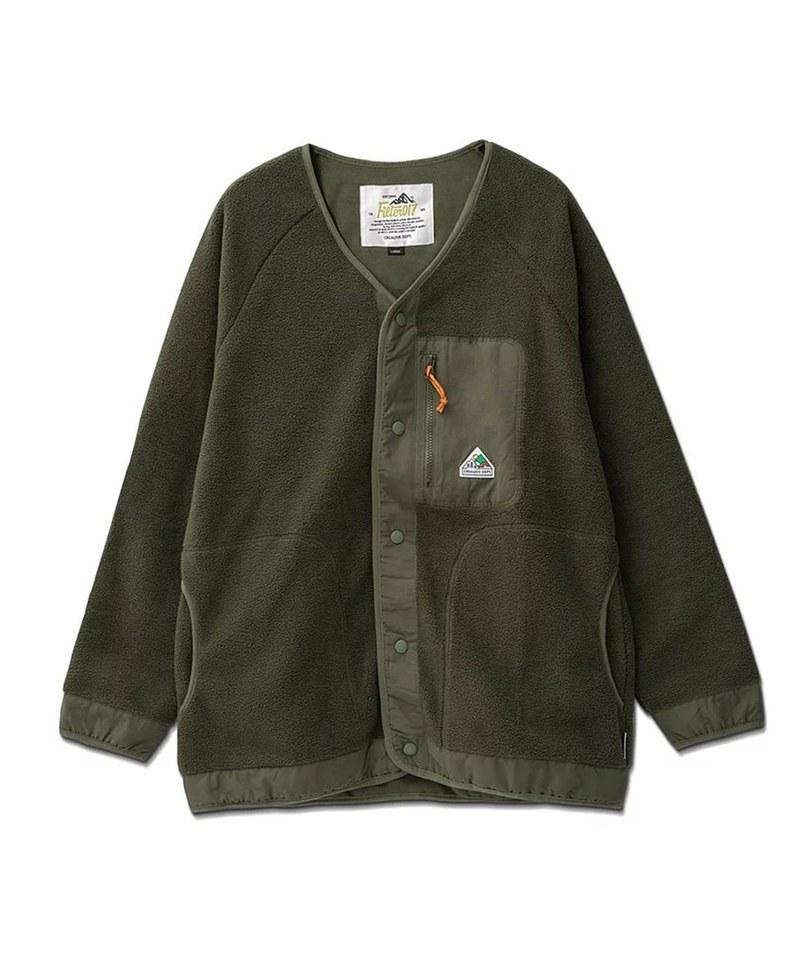 FLT1102 Fleece Jacket 搖粒絨外套