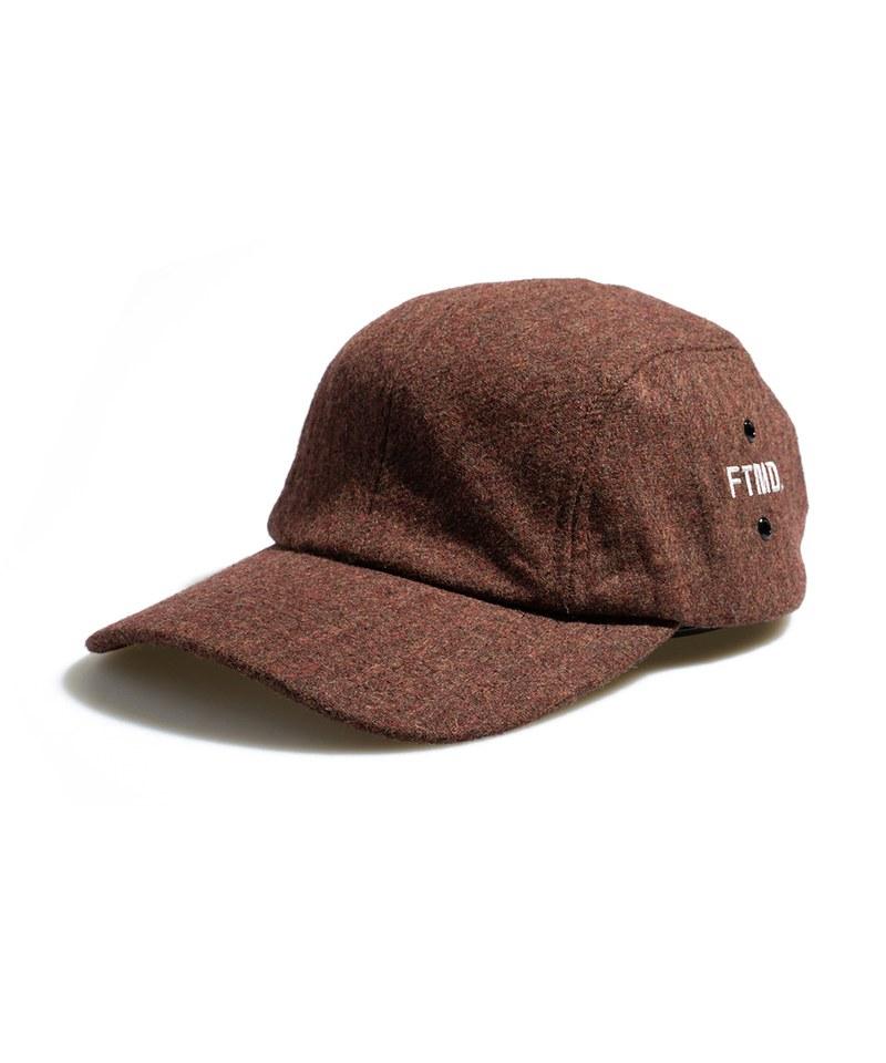 FTMD. 4-Panel Cap 羊毛便帽