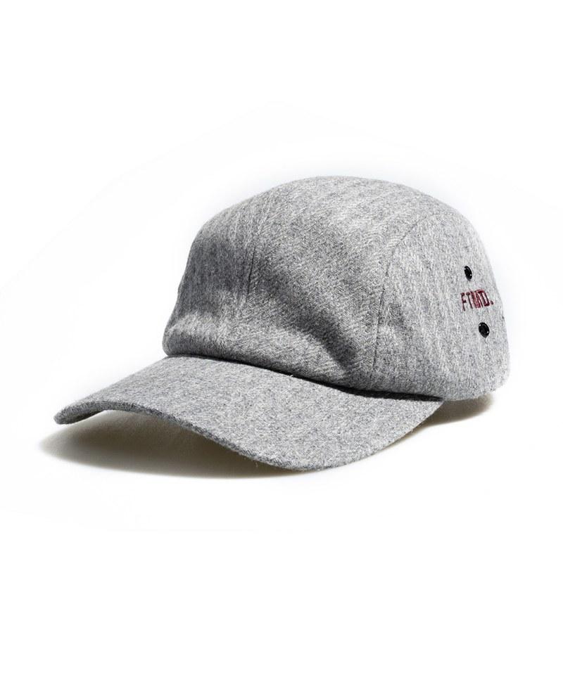 FTM2307 FTMD. 4-Panel Cap 羊毛便帽