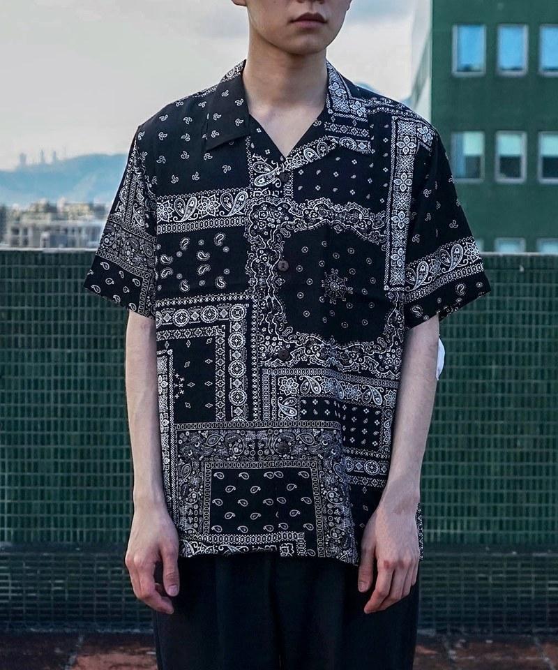 40816ALOHA SHIRT (BANDANA) 夏威夷襯衫