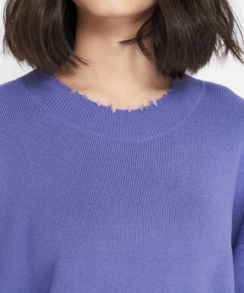 JSD0305 純棉仿舊針織衫
