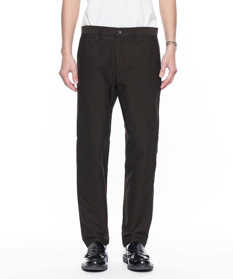KANTIAN TWILL PT 彈性修身西裝長褲