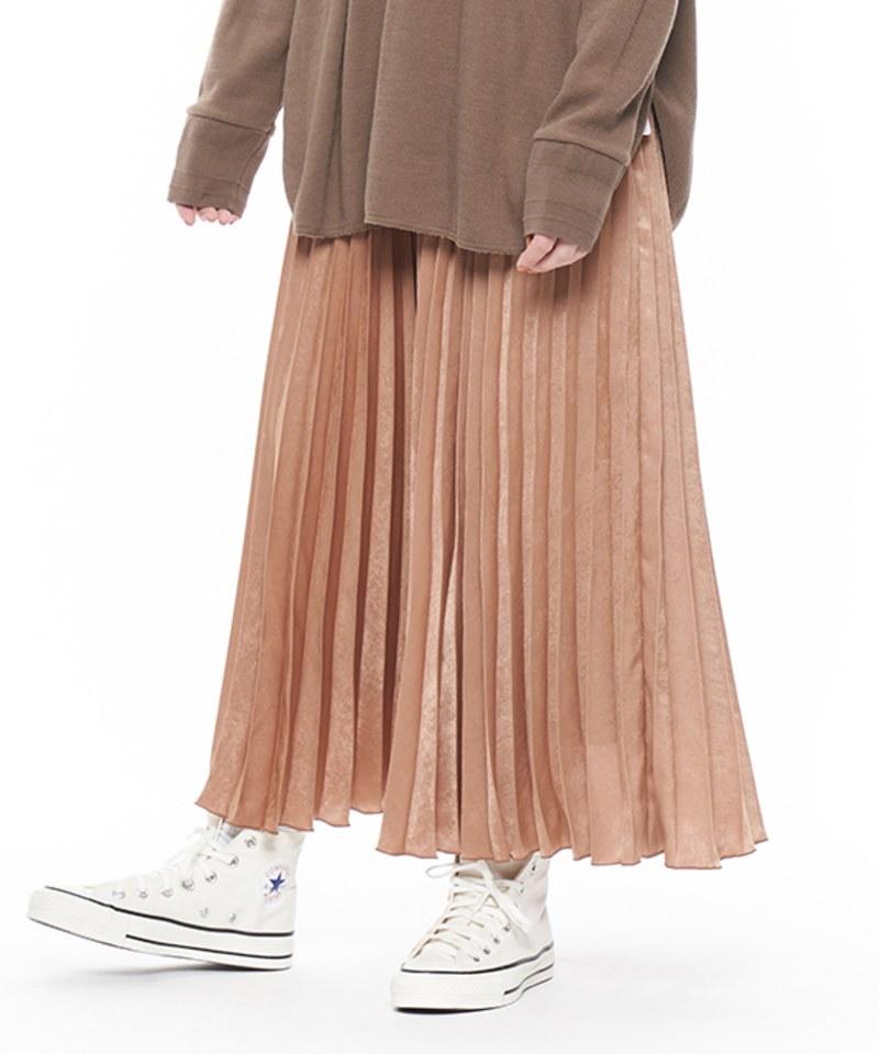 JSD4014 百褶長裙