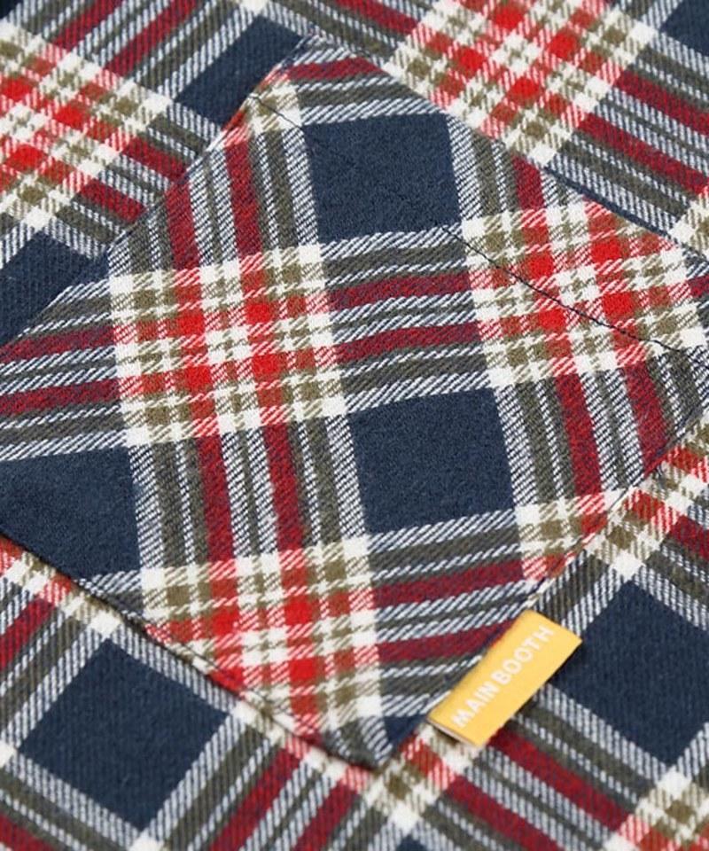MBT0208 Country Check Shirt 格紋襯衫