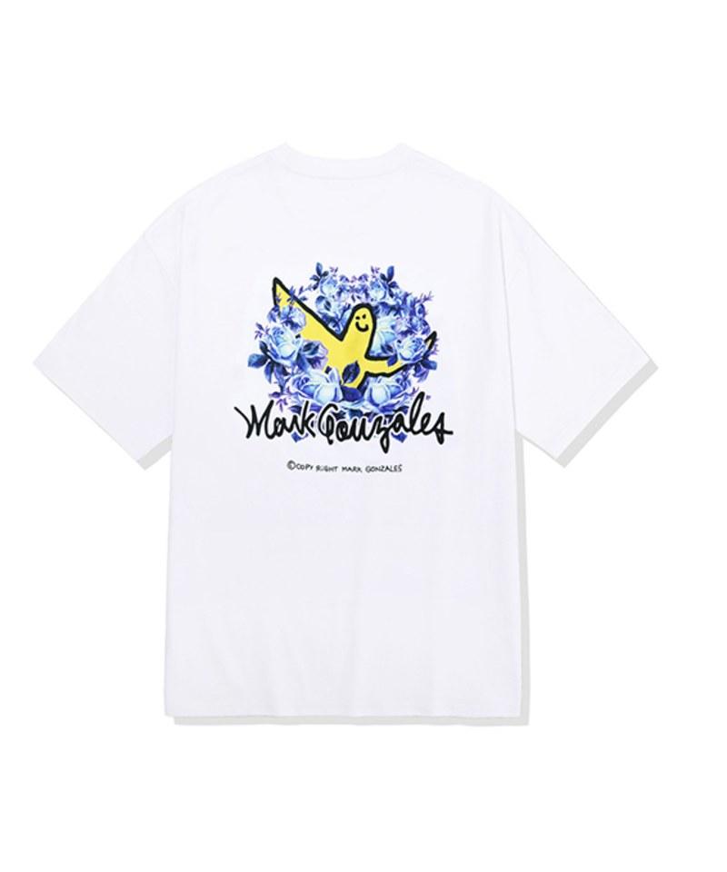 MGZ0109 圓領短TEE FLOWER ANGEL SHORT SLEEVE