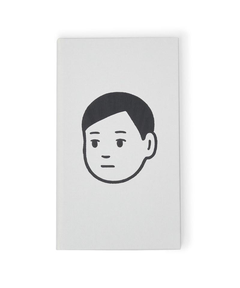 NTK3901 NOTEBOOK 格紋筆記本