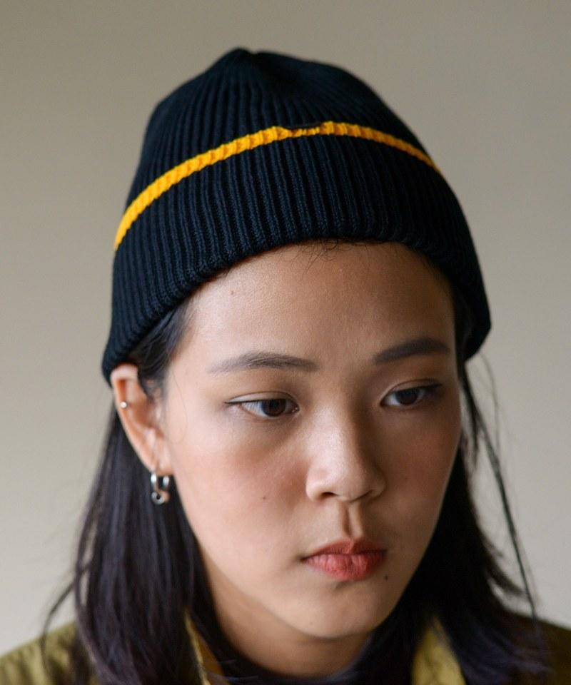 MIL. KNIT CAP 針織毛帽