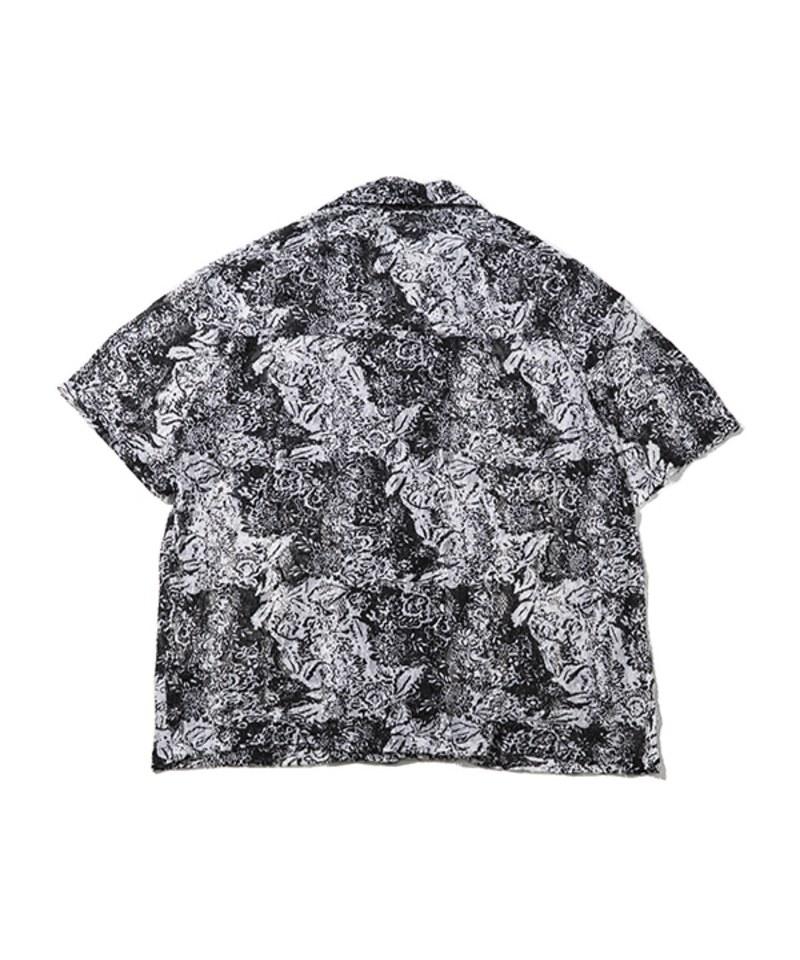PLT9939 FLEXIBLE BOXY SHIRT 彈性開襟襯衫