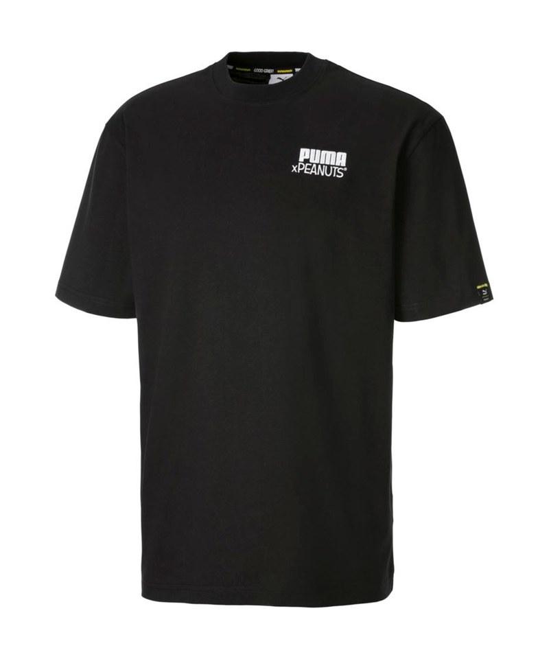 PUMA0122 Peanuts系列短袖T恤(M)