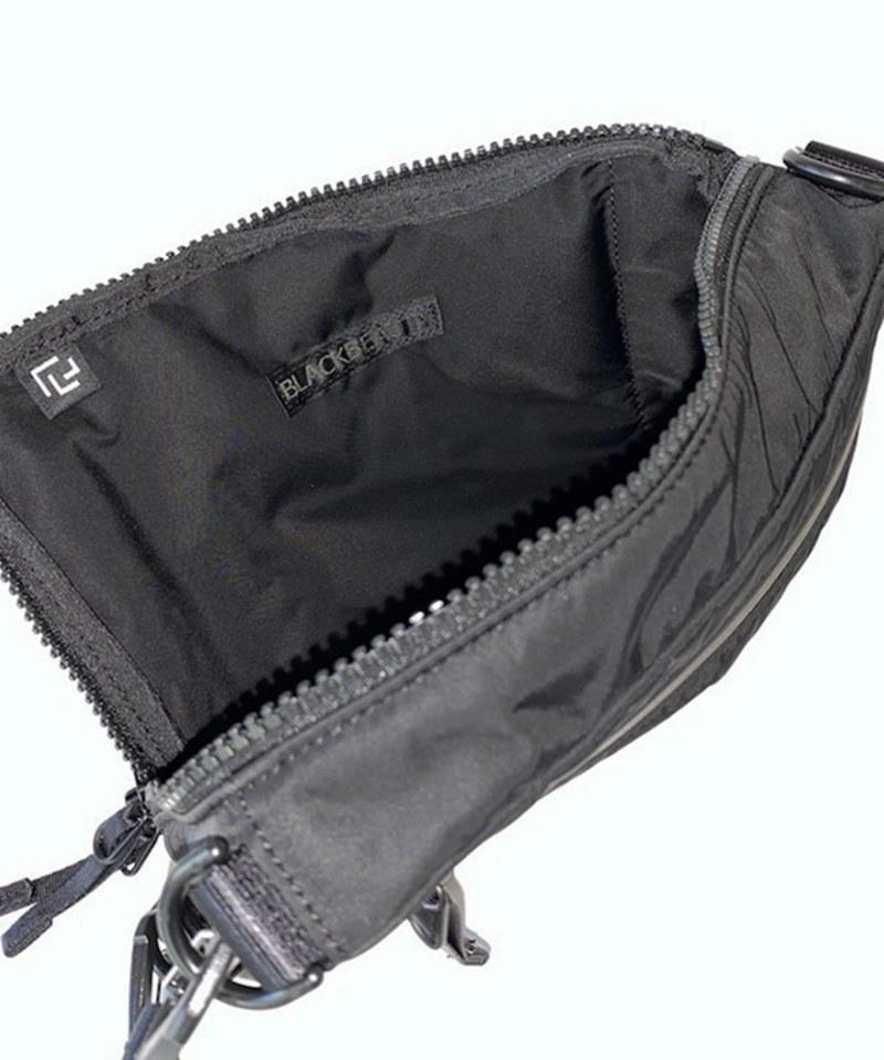 RMD3005 BLACK BEAUTY 2WAY SHOULDER BAG (S) 兩用隨身包