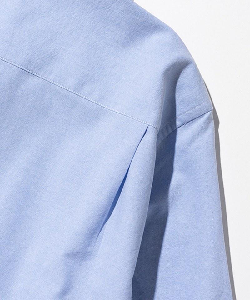 UNBW0203 oxford bd shirts 素色口袋襯衫