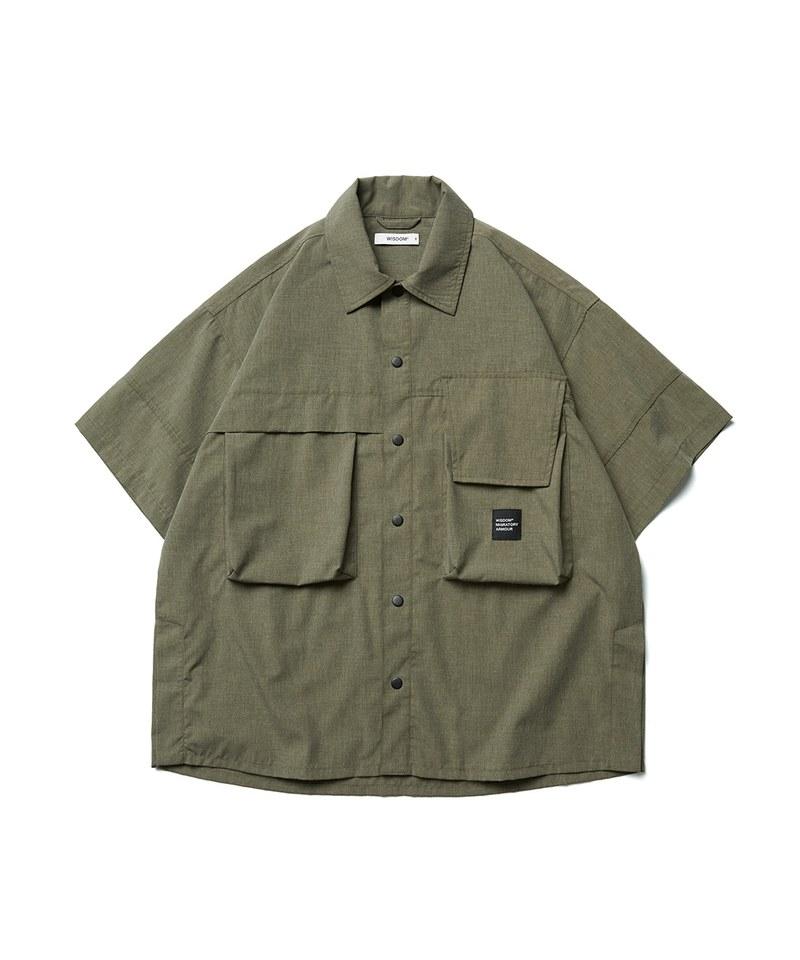 Two-Pockets S/S Shirt 雙口袋短襯衫