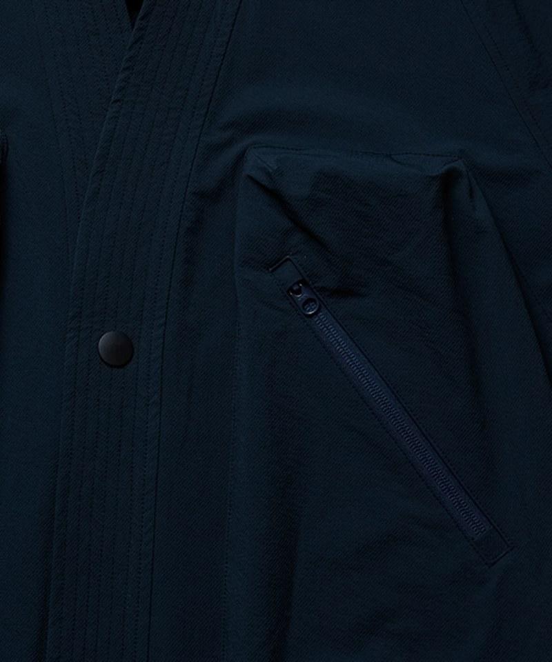 WDM1161 Twill Noragi 斜紋短袖野良著
