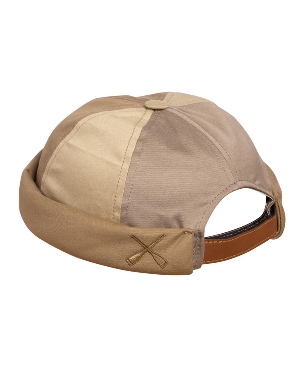 BTC2333 Miki Patchwork 拼布水兵帽
