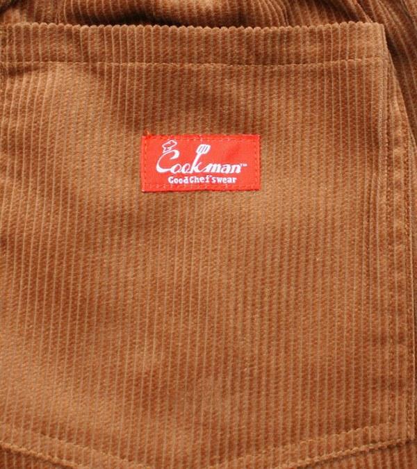 CKM1606 Chef Pants Corduroy 燈芯絨廚師褲