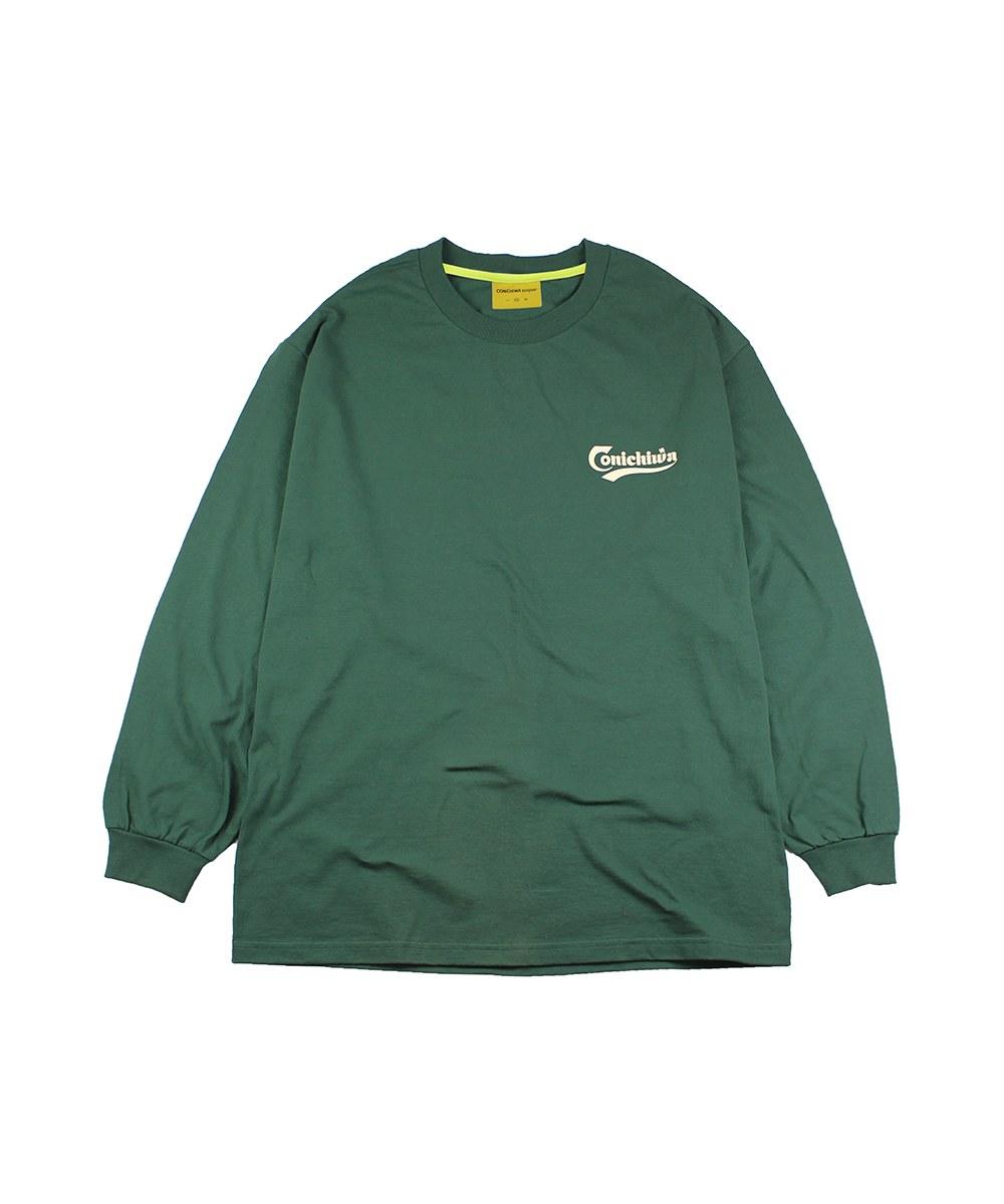 CNB0125 純棉套頭長袖上衣 LIQUOR L/S