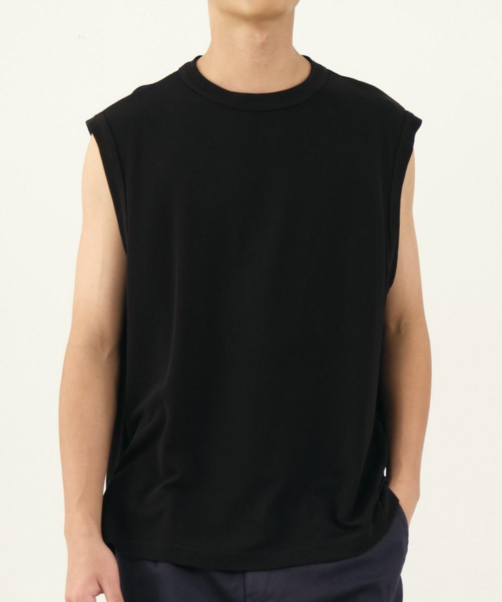 COP0042 【好著】針織寬肩圓領背心
