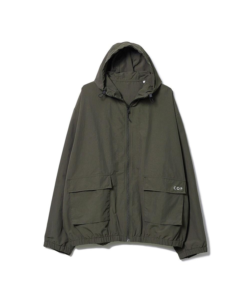 COP11106 防潑水抗UV連帽外套