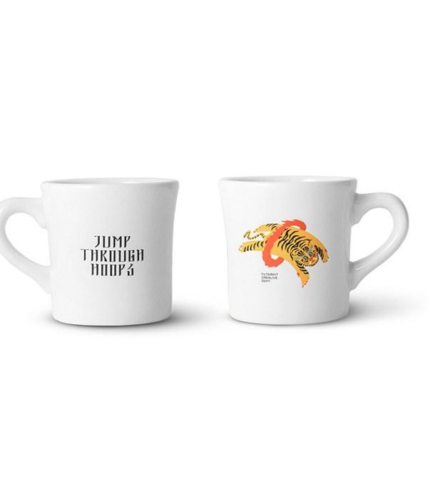 FLT3921 Filter017 X 京陶窯業-Yougyou Ceramic Mug 陶瓷馬克杯