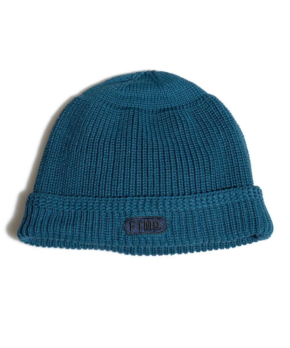 FTM2308 Knit Docker Cap 針織毛帽