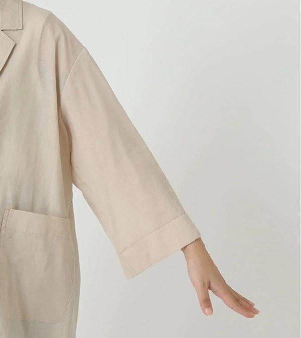 JSDW1101 透氣布料休閒外套