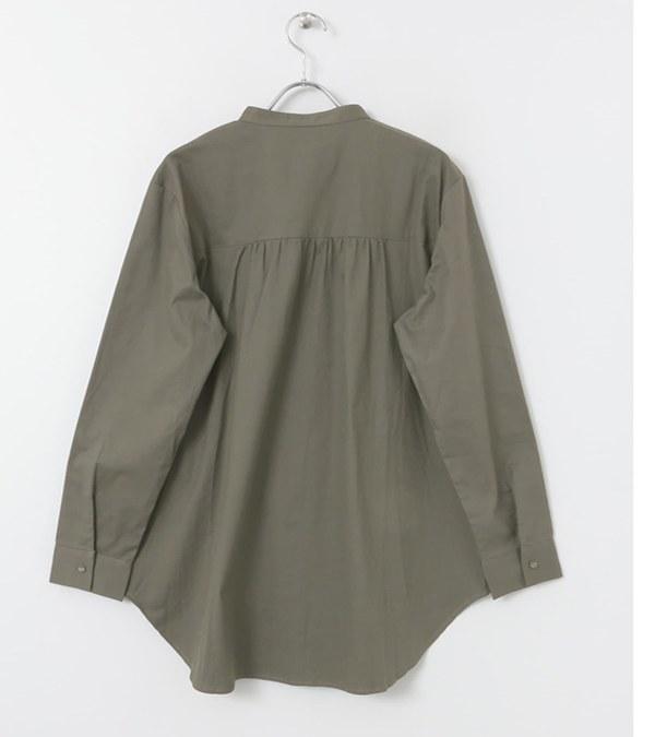 KBF0214 打褶禮服襯衫