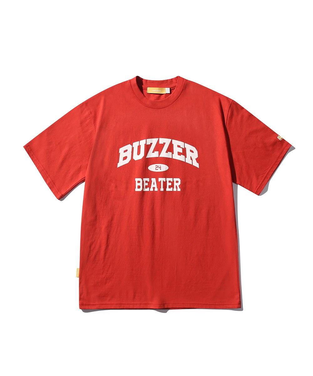 MBT0137 純棉短TEE Buzzer Beater