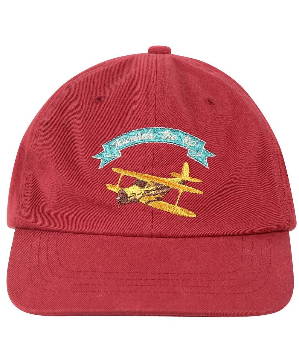 MBT2303 Air Plane Cap 刺繡老帽
