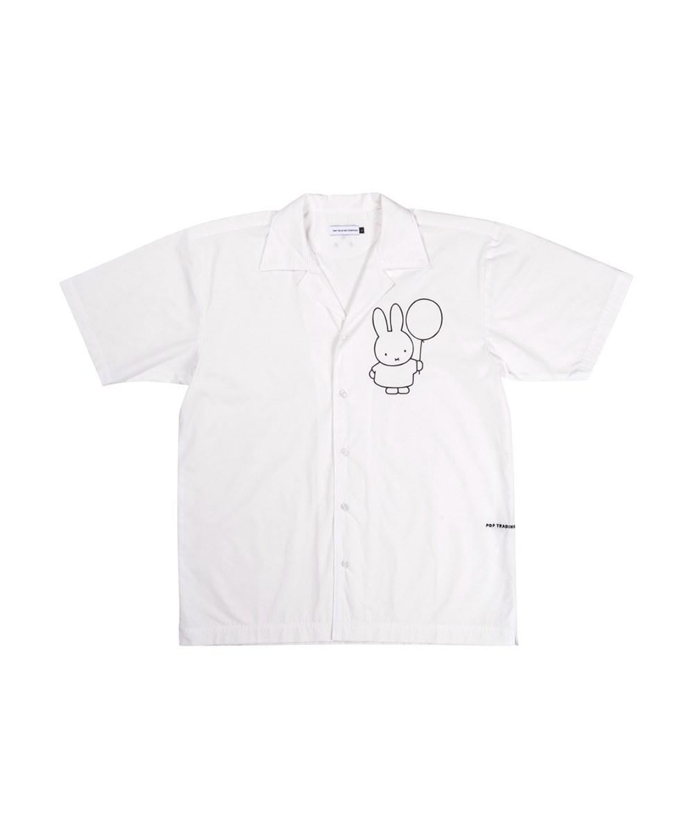 PTC0215 miffy hugo shirt 米菲開領襯衫