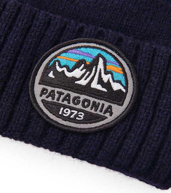 PTG2306 Brodeo Beanie 回收材質針織毛帽