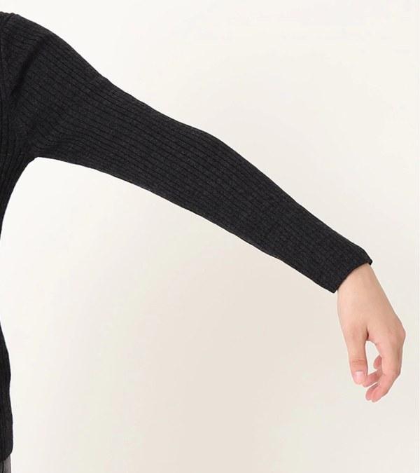 RLMW0008 極細羊毛圓領衫