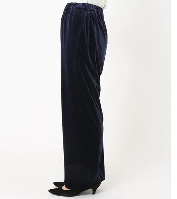RLMW1605 天鵝絨休閒長褲