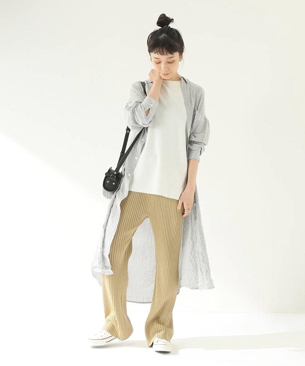RLMW4101 真絲混紡長版洋裝