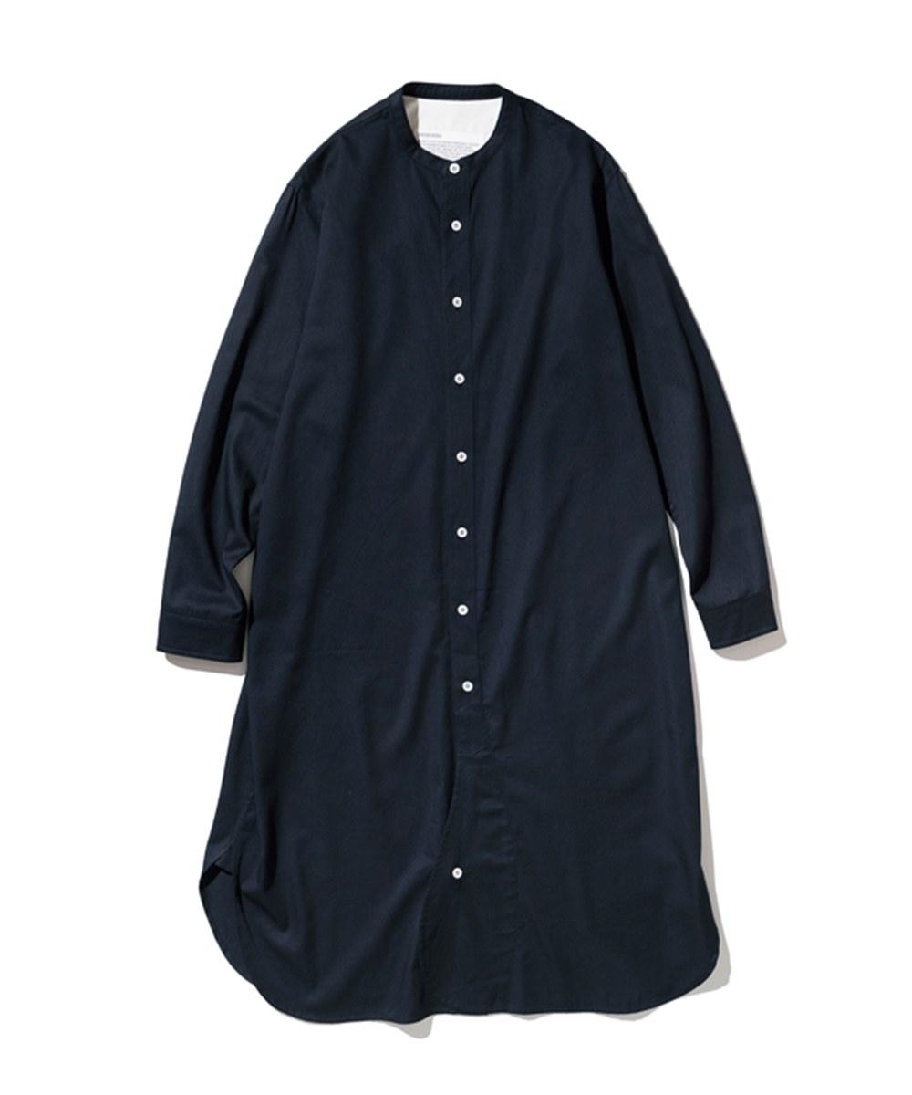 UNBW0202 Long Shirts One-Piece 長版襯衫