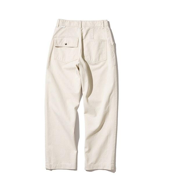 UNBW1601 Cotton Fatigue Pants Regular Fit 女款棉質軍褲