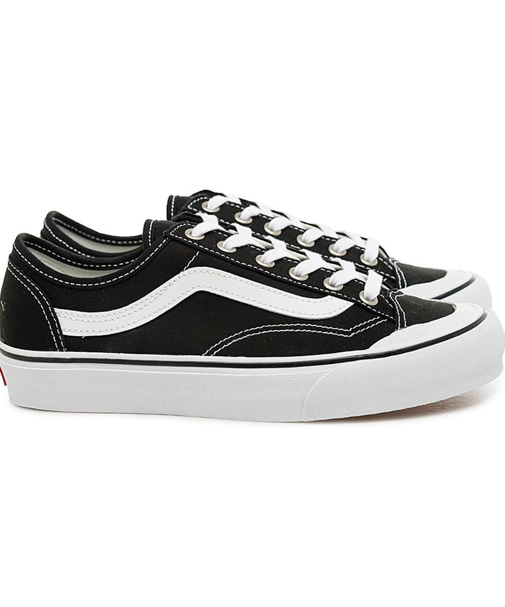 VANS9904 STYLE 36 DECON SF 帆布休閒鞋