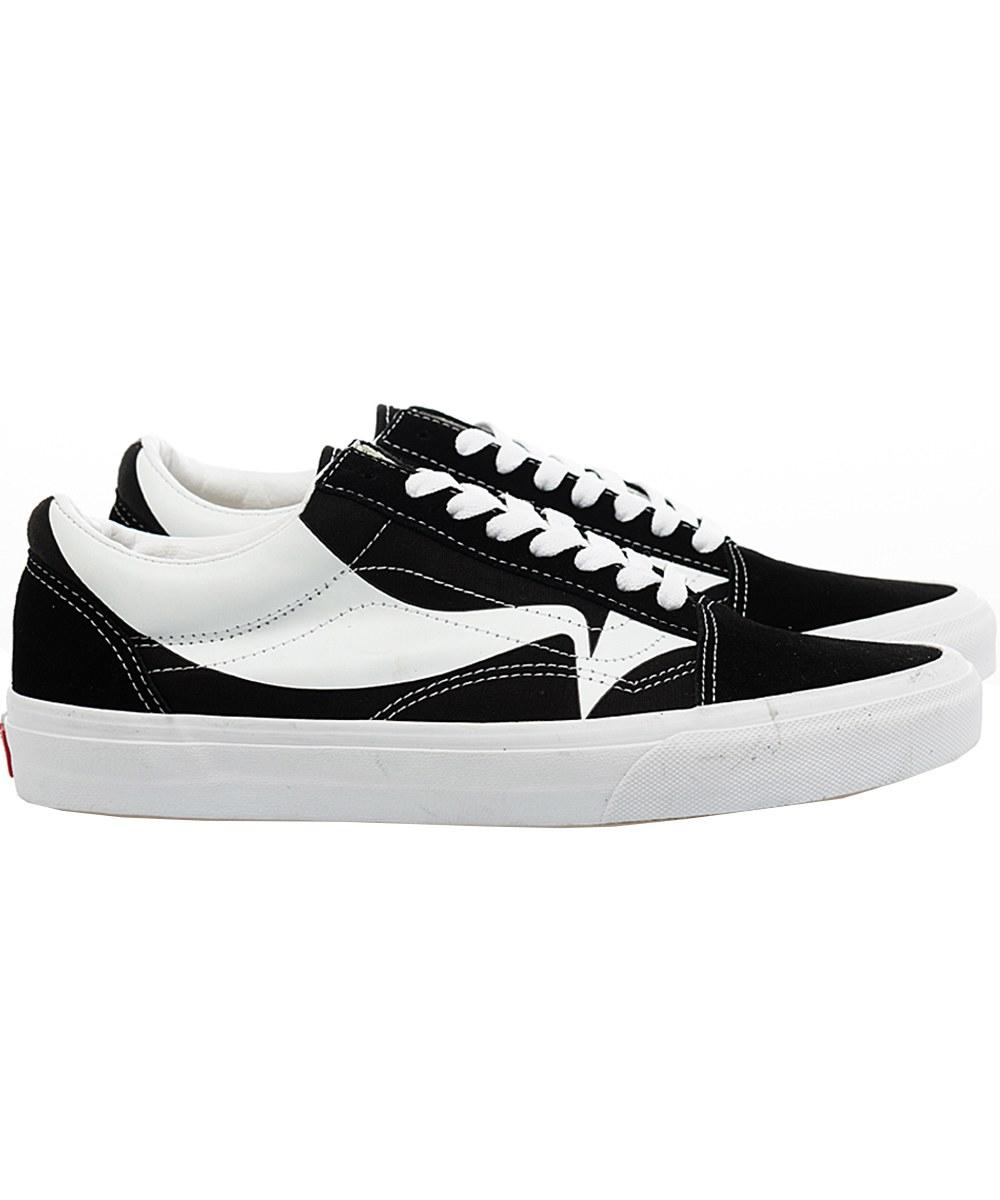 VANS9914 OLD SKOOL WARP 休閒滑板鞋