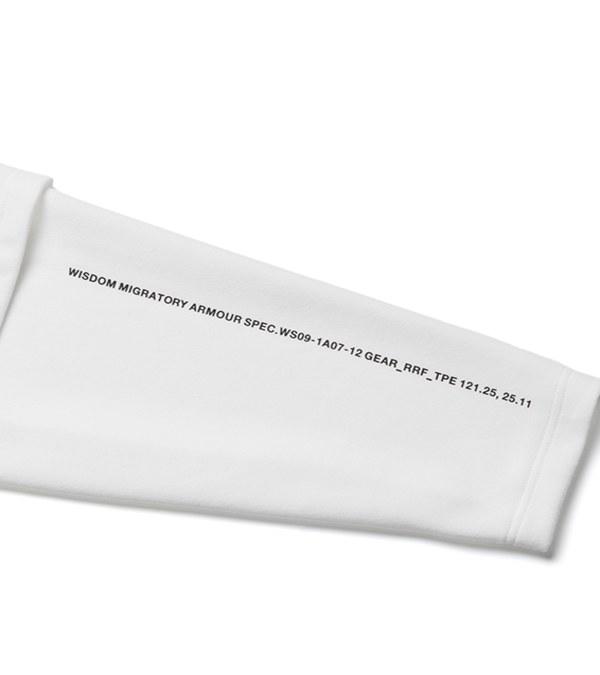 WDM0111 SHINCOOLR L/S Tee 圖案長T