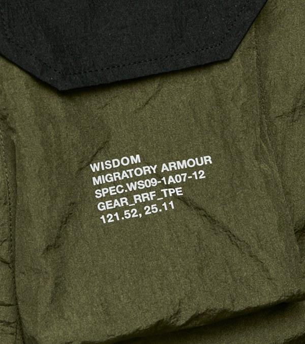 WDM0526 WMA Vest 尼龍背心