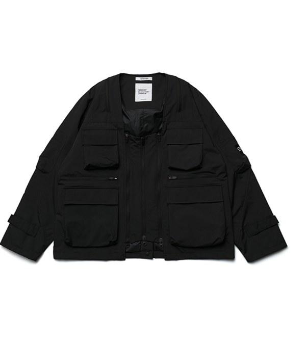 WDM1157 Multi-zip Jacket