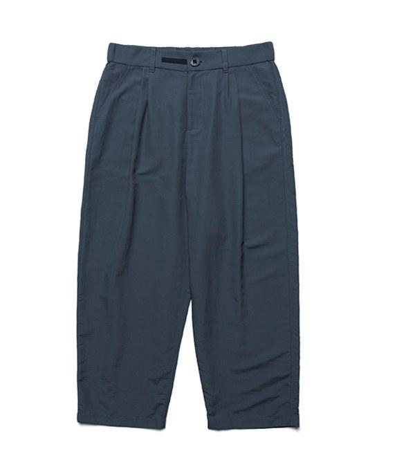 WDM1640 WISDOM x plain-me Ctrl Alt Del Straight Trousers 直筒褲