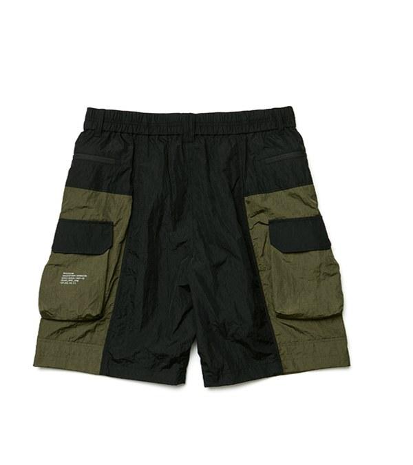 WDM1722 WMA Shorts 尼龍短褲
