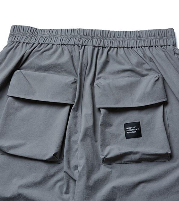 WDM1723 Twill Multi-Pockets Shorts 斜紋多口袋短褲